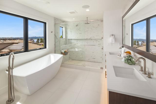 Piastrelle bagno anni 50 rinnovare il bagno senza for Rinnovare il bagno senza rompere