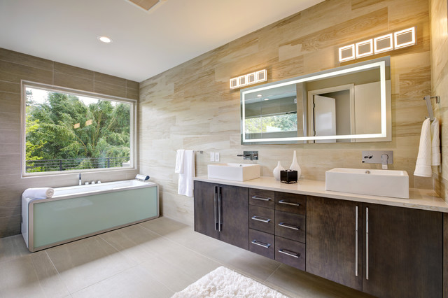 8 Elements Of Contemporary Style Bathrooms