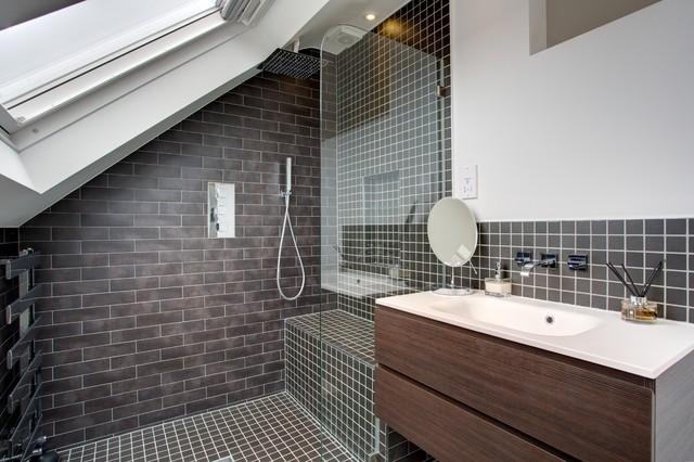Modern Loft Bathroom