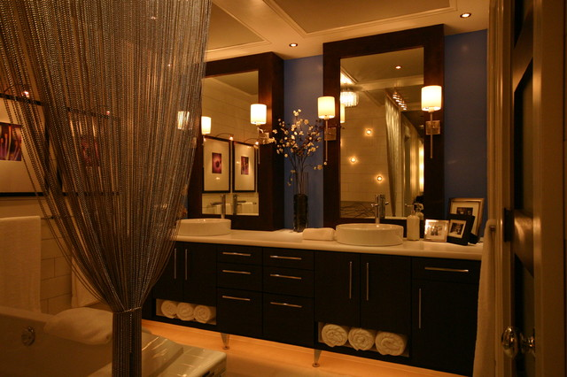 MODERN LUXE BATHROOM contemporary bathroom