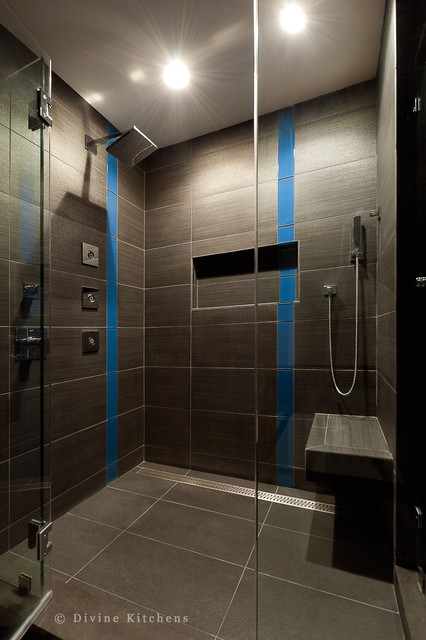 Modern luxury modern bathroom other metro by for Bathroom design build