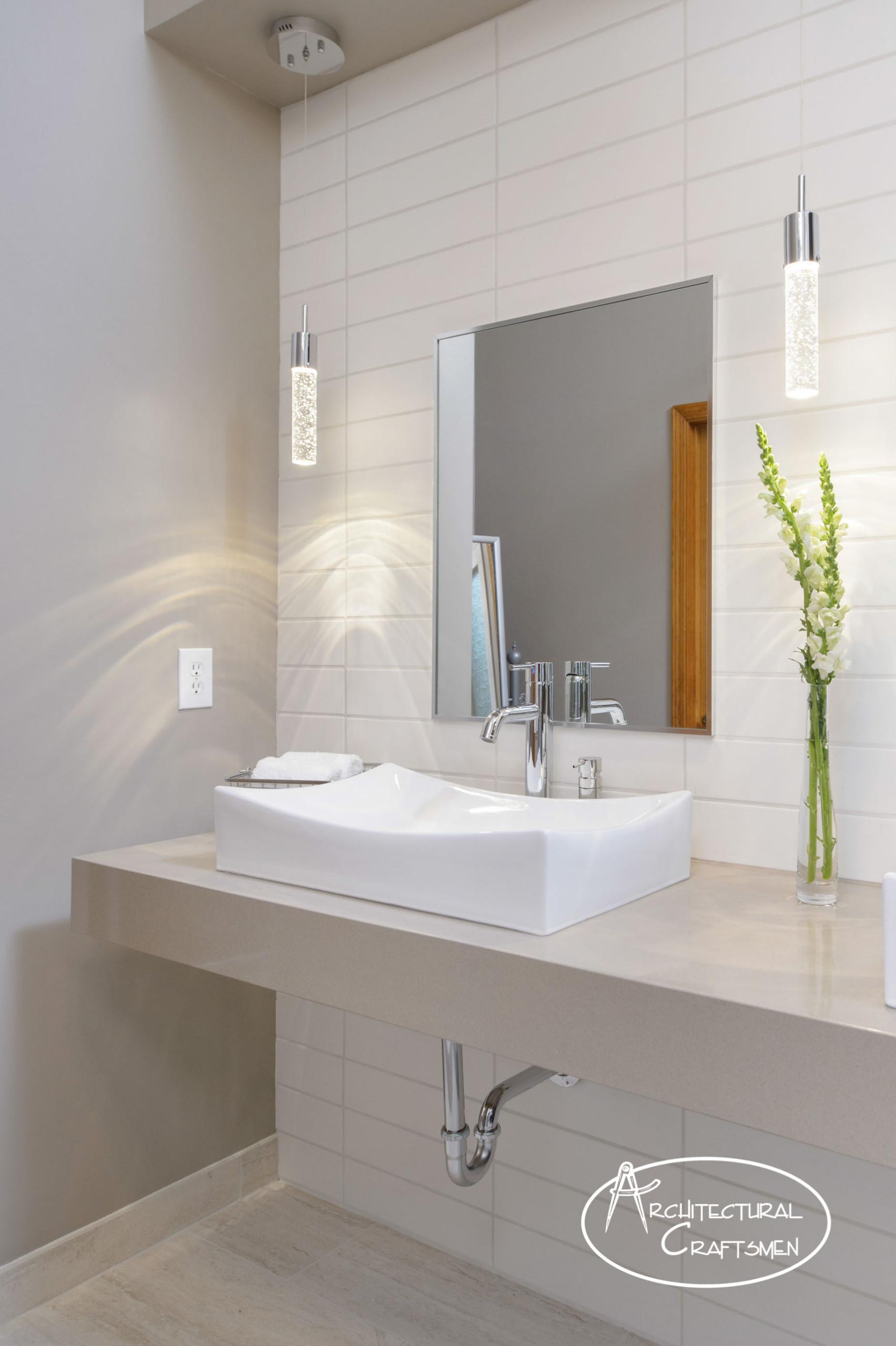 Modern Master Bath