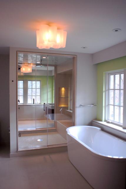 Modern Master Bath Modern Bathroom