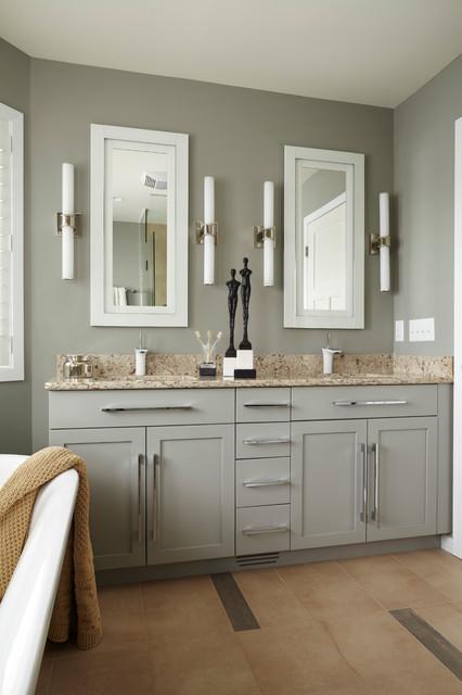 Modern Master Bath Modern Bathroom Minneapolis By Kathleen Interiors