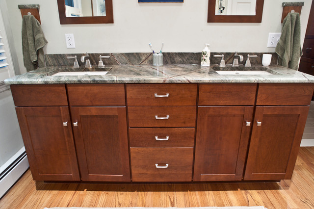 Modern Master Bath Near Lancaster Pa Craftsman Bathroom Philadelphia By Spring Creek Design