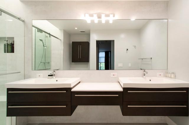 Original Halsted Construction  Bathroom Renovation Pasadena