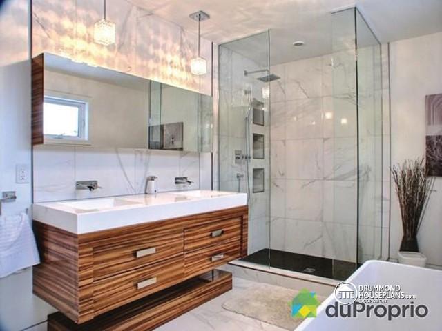Modern Master Bathroom Photos Contemporary Modern House