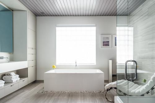 Sala Da Bagno Stile Contemporaneo : Arredo bagno stili perfetti per ogni gusto u idealista news