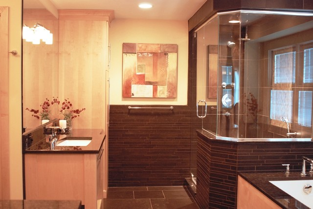 Modern master modern bathroom philadelphia by cranbury design center llc Bathroom design centers philadelphia
