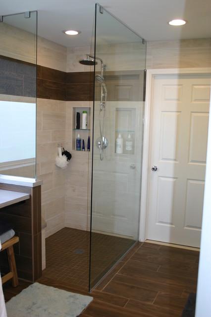 Modern Masterbath 2014 Bathroom By Design Revival