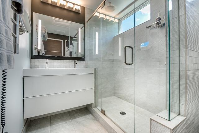 Modern Micro Residence - Moderne - Salle de Bain - Denver - par ...