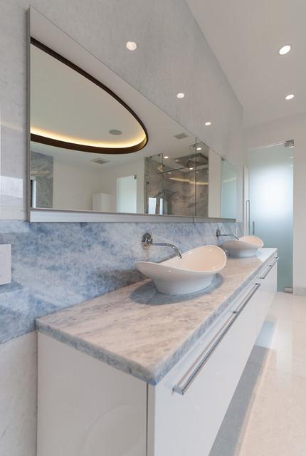 Private Residence Miami contemporary-bathroom