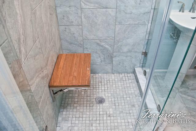 Modern Mt. Airy Bathroom modern-bathroom