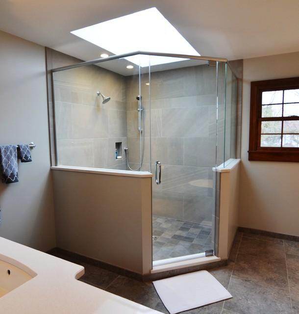 Brilliant Naperville IL Bathroom Renovation Traditionalbathroom