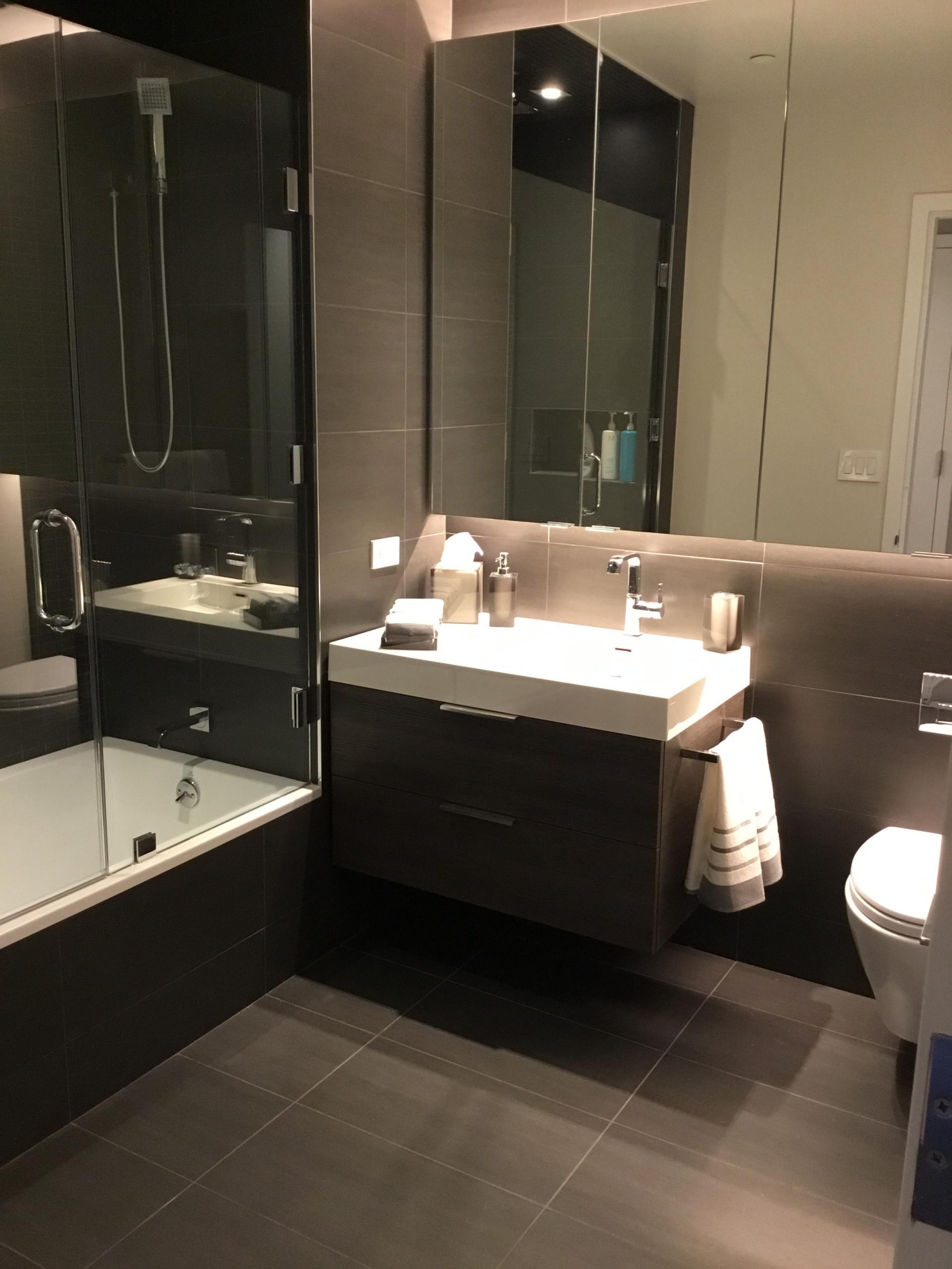 Modern NYC Bathroom