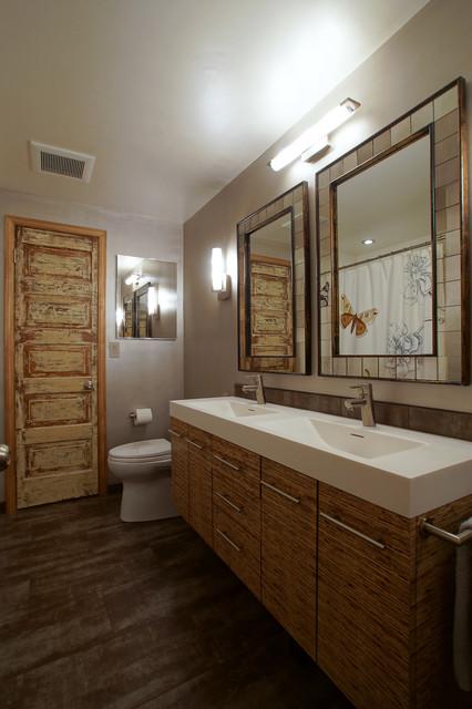 Modern Organic Modern Bathroom San Francisco By Alexis King Interiors