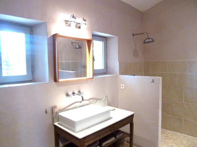 Modern Provence - Mediterran - Badezimmer - Amsterdam - von ...