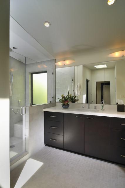 Hamilton Avenue Residence modern-bathroom