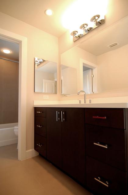 Modern Revival contemporary-bathroom
