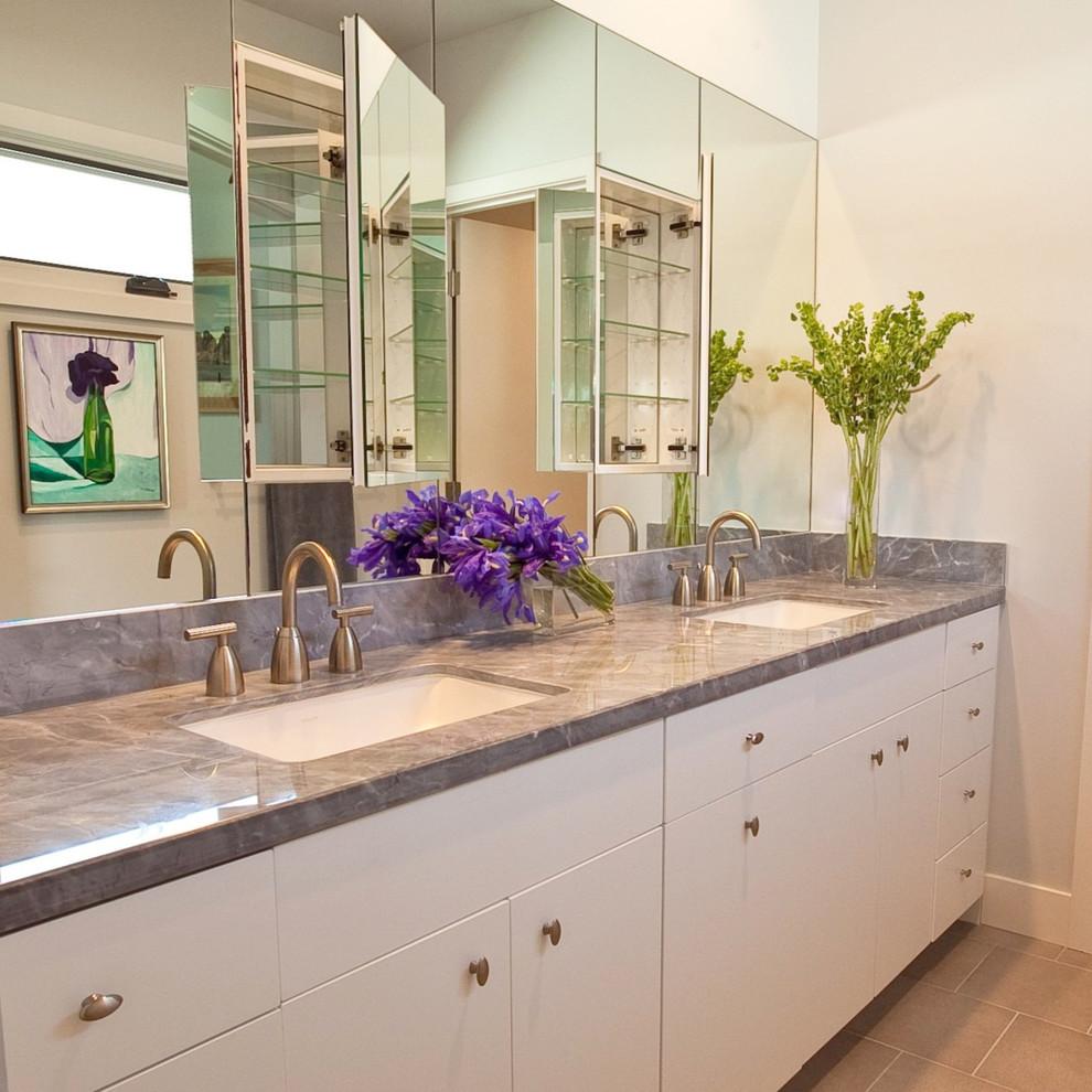 Modern Simplicity - Modern - Bathroom - Los Angeles - by ...