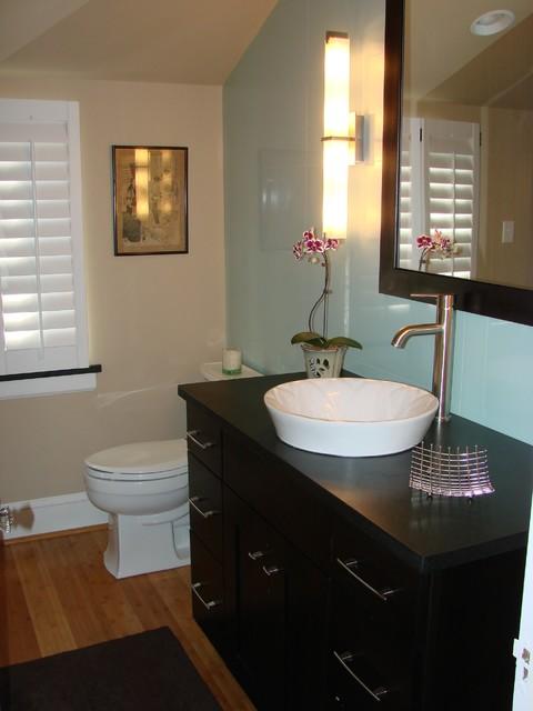 Modern Spa Bath modern-bathroom