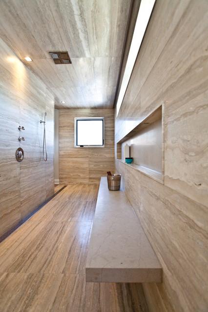 Modern toronto home contemporary bathroom toronto for Modern home decor toronto
