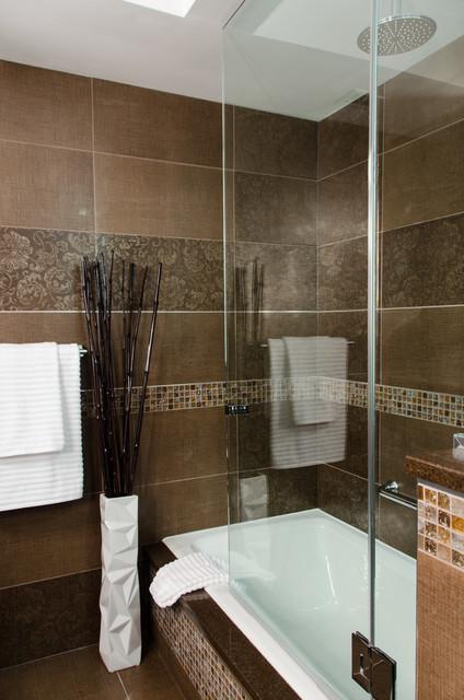 Modern urban bathroom for Urban bathroom designs