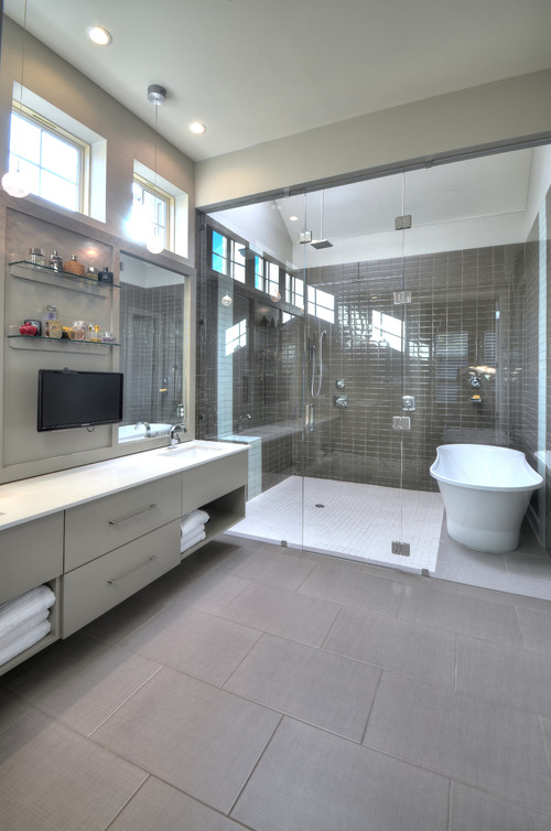 Dimension Of Shower Tub Combo