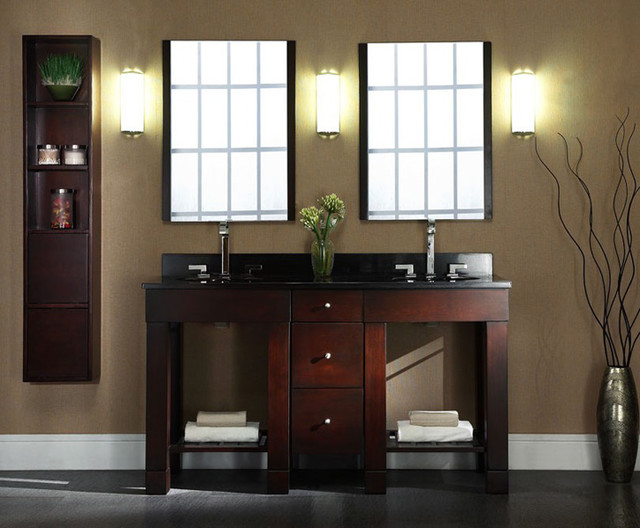 Modular Bathroom Vanities Modern Bathroom Los Angeles By Vanities For Bathrooms