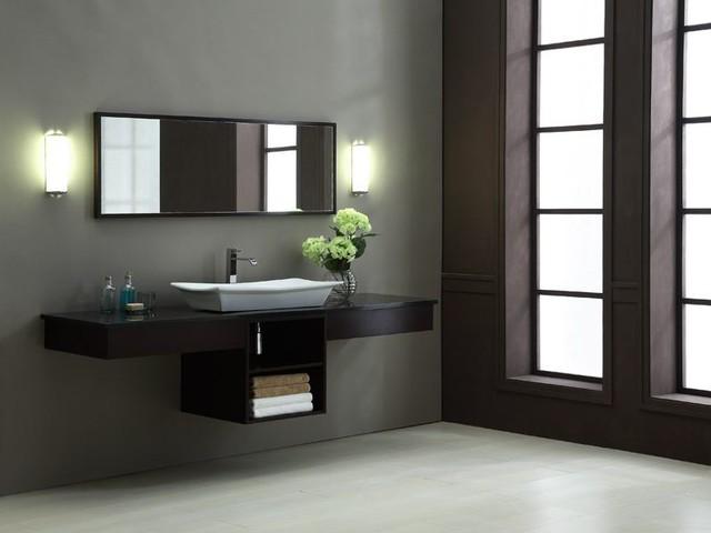 new style 13809 5ae9d Modular Bathroom Vanities - Modern - Bathroom - Los Angeles ...
