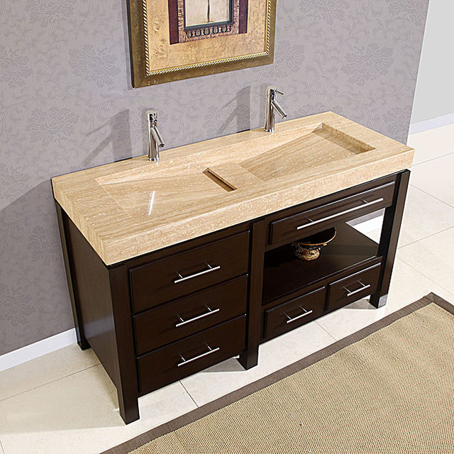 Modular bathroom vanities modern bathroom miami by vanities for bathrooms for Prefabricated bathroom cabinets