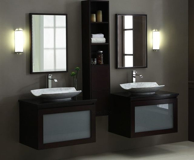 Modular Bathroom Vanities Modern Los Angeles