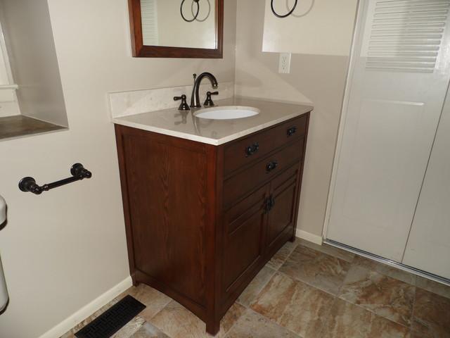Moen Iodigital Shower And Bathroom Remodel In Mechanicsburg Pa Bathroom Other By Alone