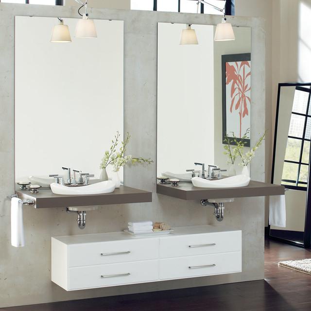 Moen contemporary-bathroom