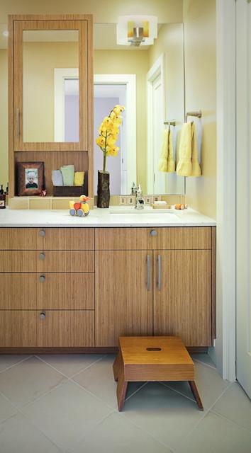 Mohle contemporary-bathroom