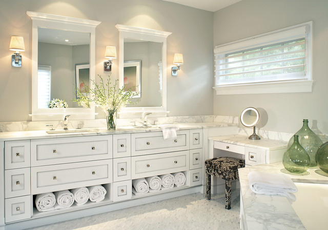 monmouth beach house - traditional - bathroom - new york -i