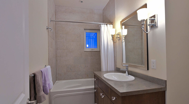 Monmouth County Riverfront Beach Style Bathroom Newark By Gambrick