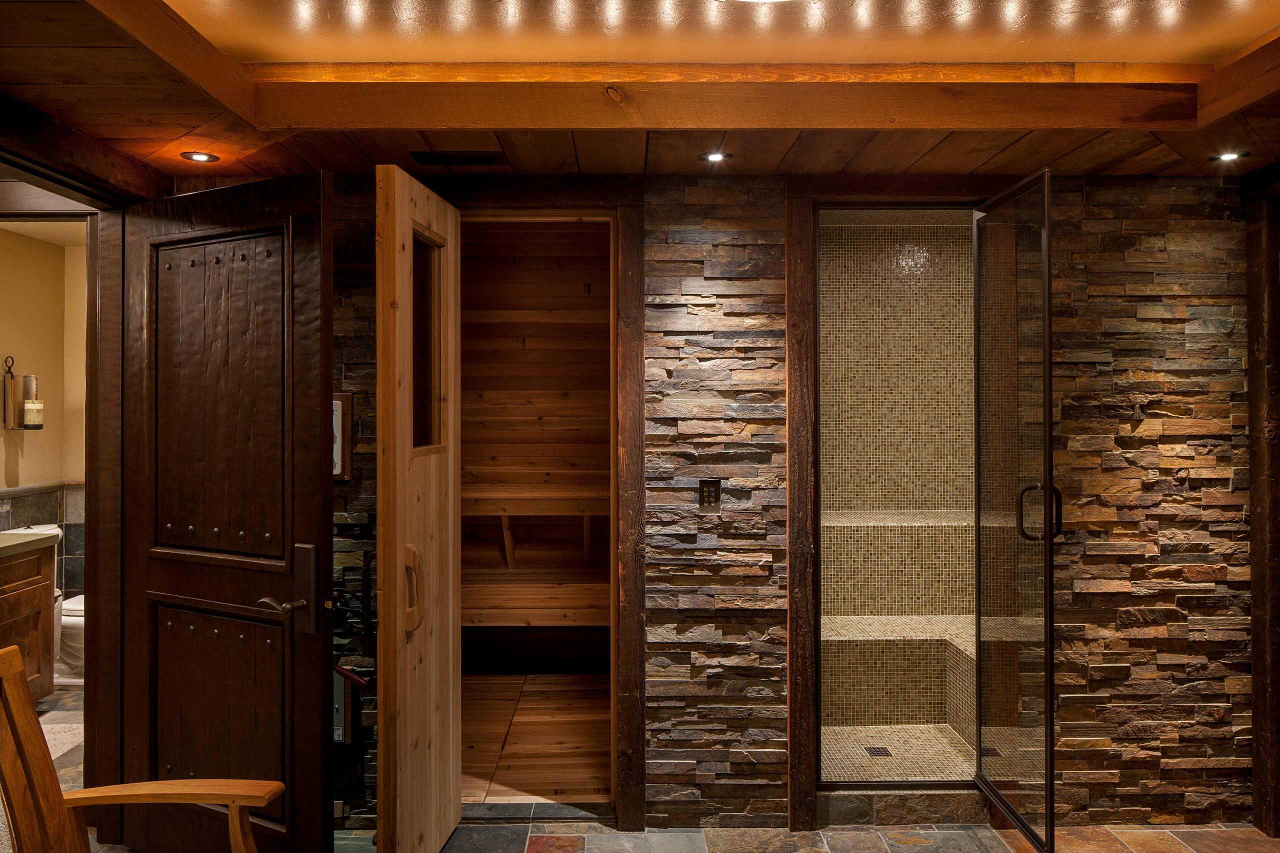 75 Beautiful Sauna Pictures Ideas