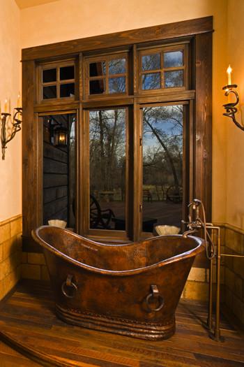 Montana Residence 2 traditional-bathroom