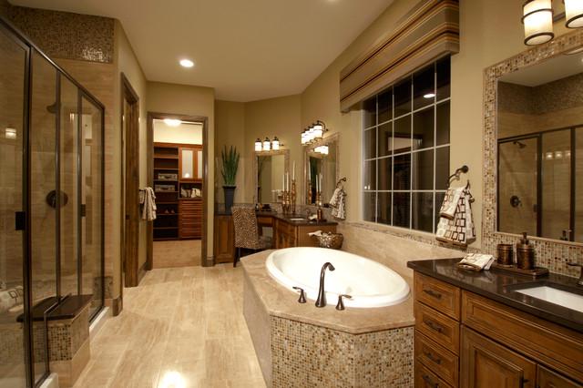 Montecito - Mediterran - Badezimmer - Denver - von Godden ...