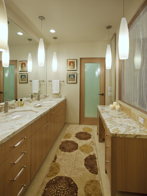 Montecito Shores Remodel Master Bath Contemporary