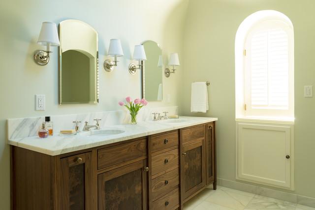 Lastest 30quot Portland Single Vessel Sink Bathroom Vanity  Espresso DEC071D