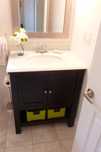 Montgomery Residence traditional-bathroom