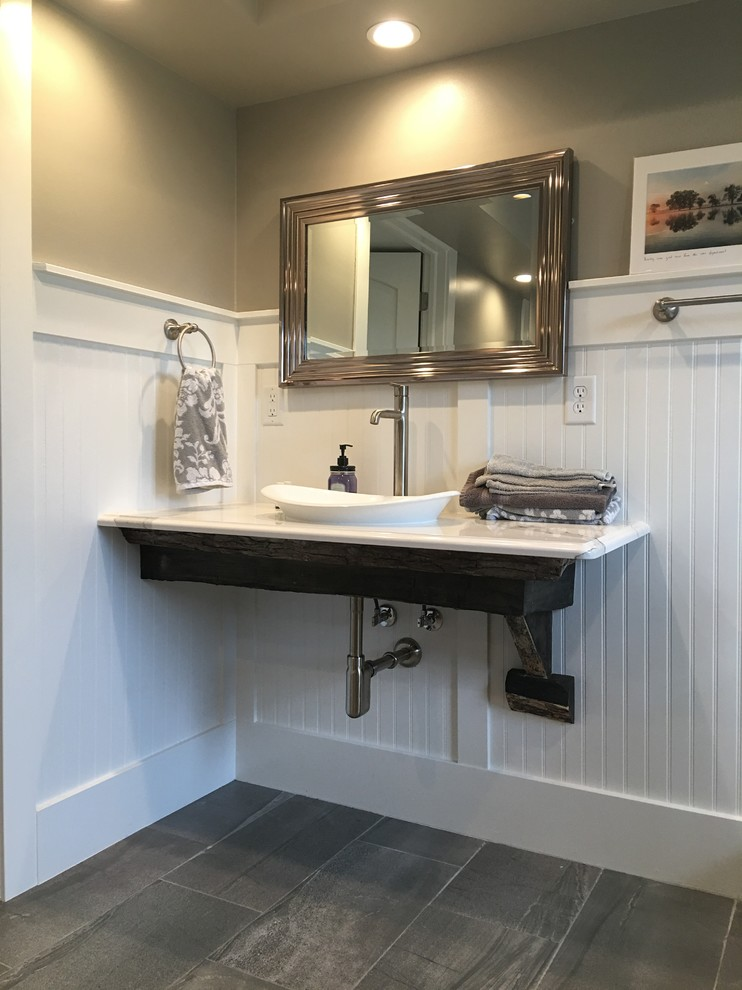 Monument Remodel - Craftsman - Bathroom - Omaha - by ...