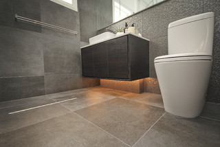 Moonee Ponds Bathroom Modern Bathroom Melbourne By