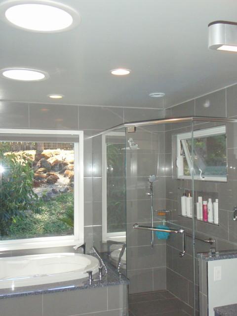 Moraga Master Bath Contemporary Bathroom San Francisco By Amarant Des