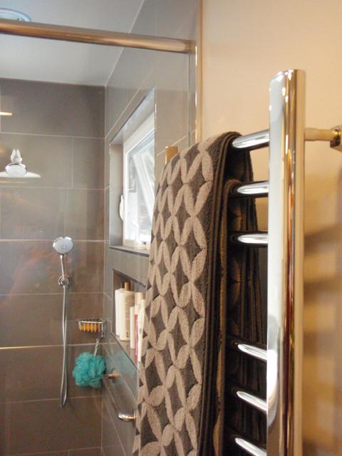Moraga Master Bath Contemporary Bathroom San Francisco By Amarant Design And Build Center