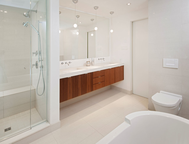 More with less contemporary bathroom ottawa by for Bathroom design ottawa