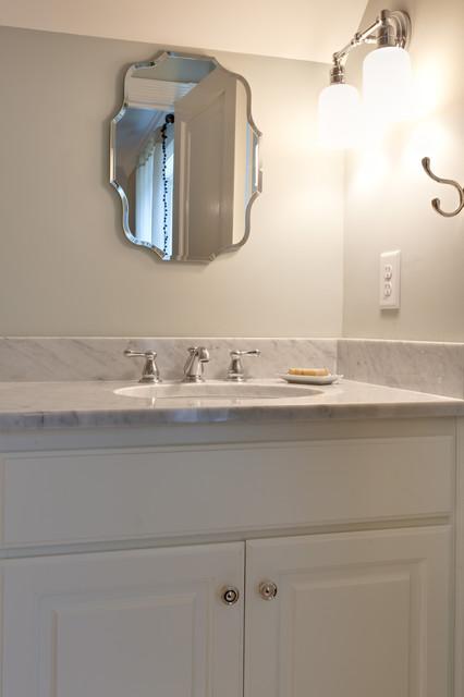 Morningside Make-Over traditional-bathroom