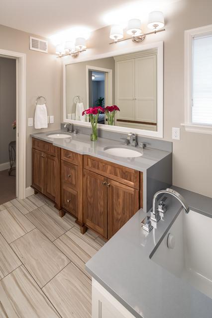 Morningside Tear Down Traditional Bathroom Minneapolis By Sicora Design Build